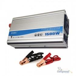 Inversor Conversor 1500W De Potência 12V -110V